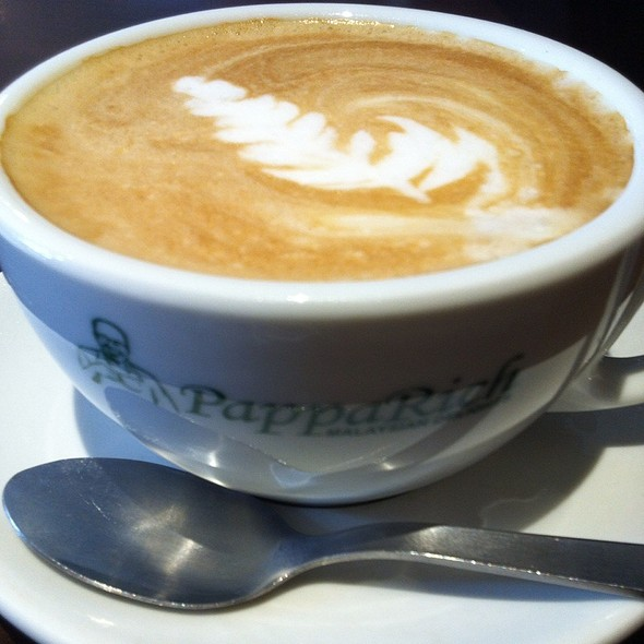 Cafe Latte @ Papparich Doncaster
