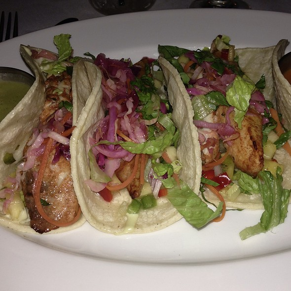 fish tacos - Agave, New York, NY