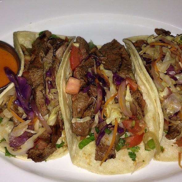 Carne Asada Tacos - Agave, New York, NY