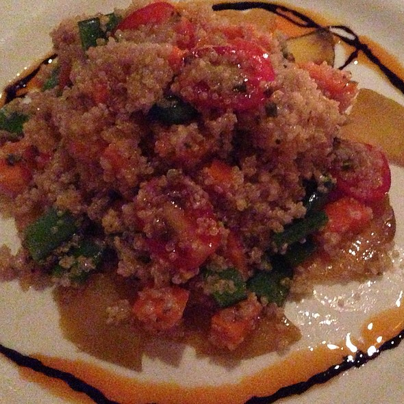 Quinoa Salad - Agave, New York, NY