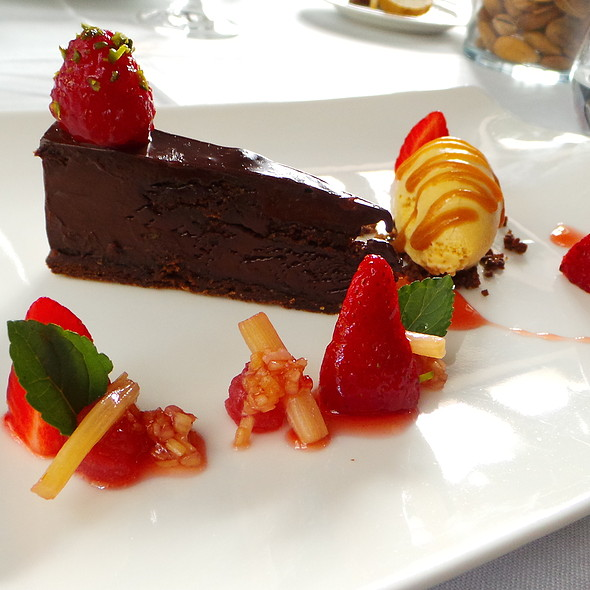 Chocolate and Caramell Ice Cream @ Es Raco d'es Teix