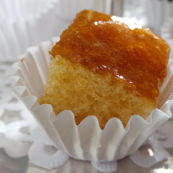 Orange Cake @ Es Raco d'es Teix
