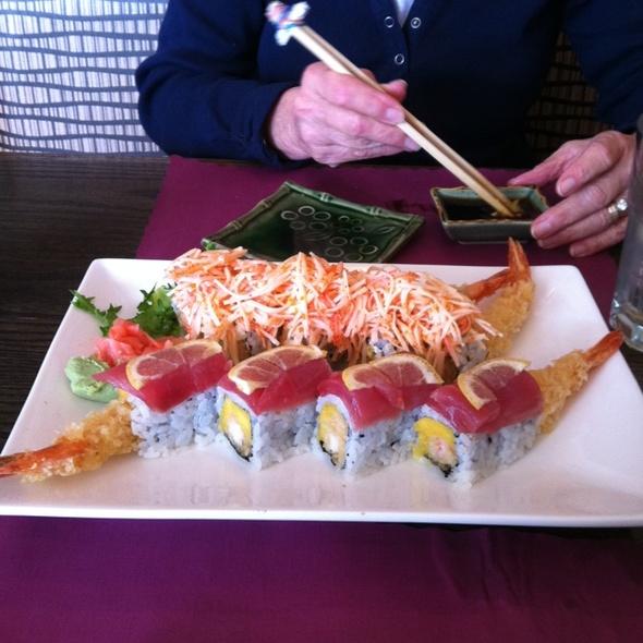 Sushi @ Grace Sushi