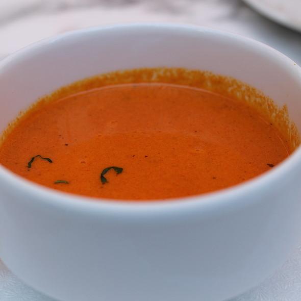 Tomato Soup @ Shezan