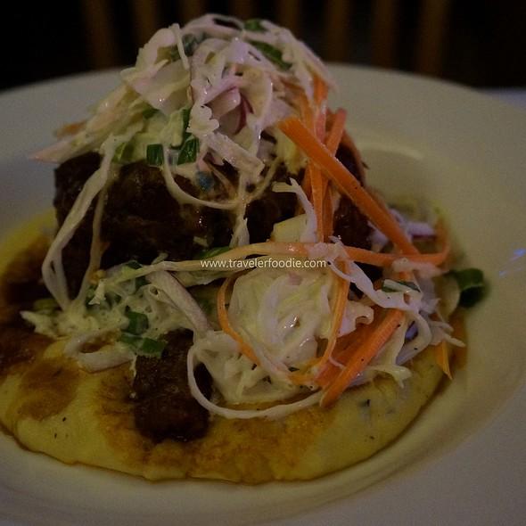 Braised Beef Short Ribs - Emeril's Restaurant Orlando, Orlando, FL