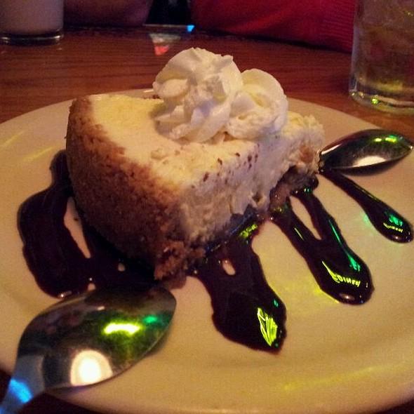 Housemade Baileys Irish Cream Cheesecake