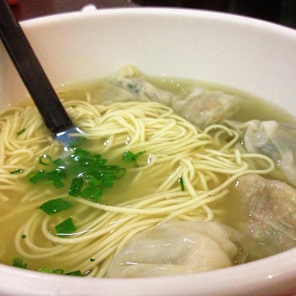 Dumpling Soup Noodle