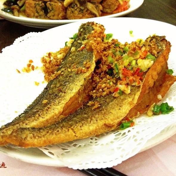 椒鹽黃花魚