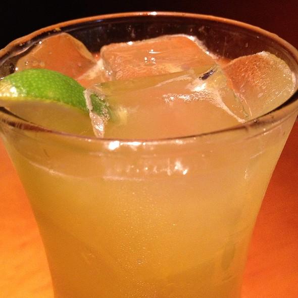 Orange Ginger Soda - Big Bowl-Reston, Reston, VA