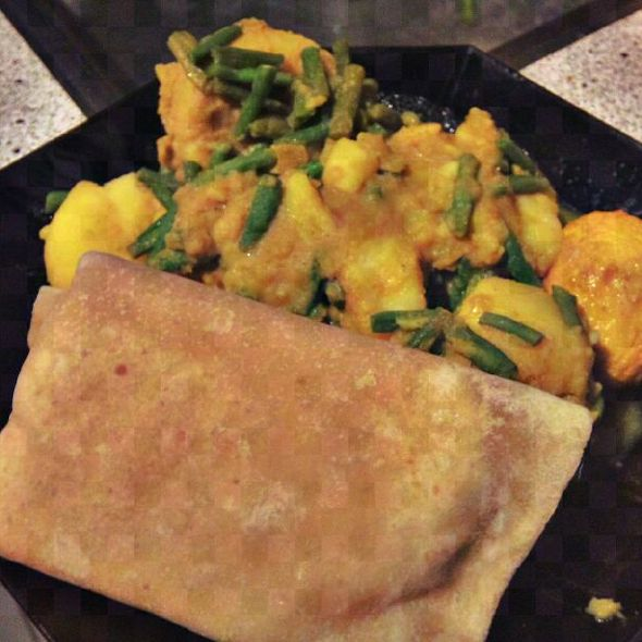 Roti @ Rotihuis Maharadj