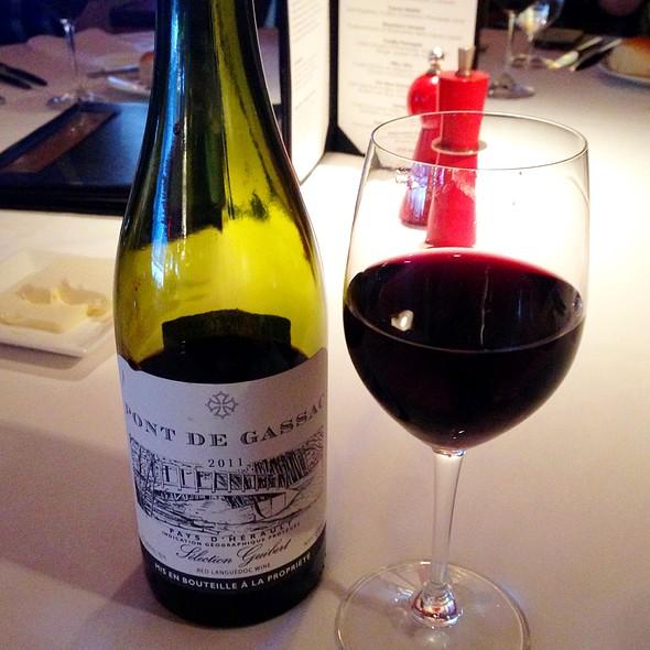 Wine - The Rattlesnake Club, Detroit, MI