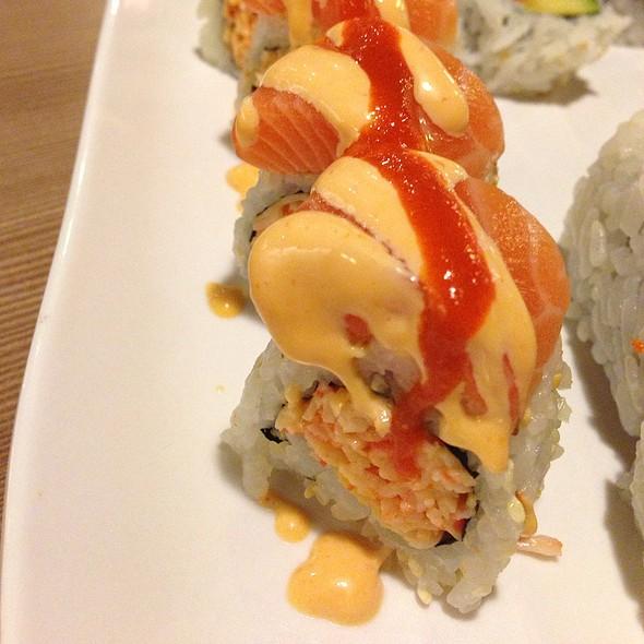 Jazmine roll - Fujiyama Steak House of Japan, Indianapolis, IN