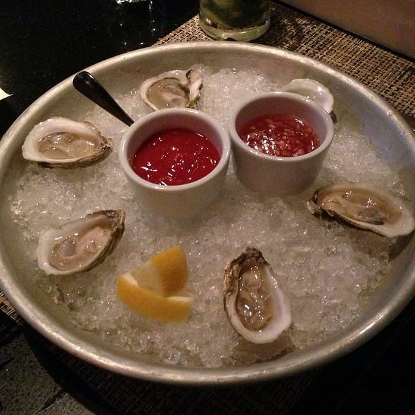 Conway Cup Oysters - NOLA oyster bar, Norwalk, CT