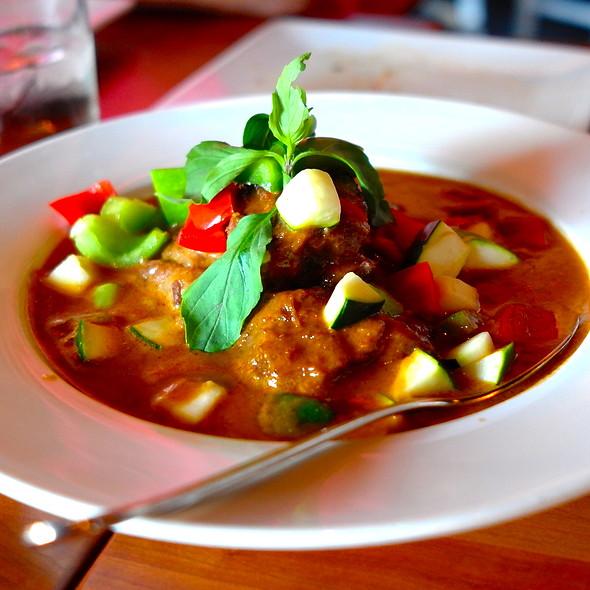 Braised beef Panang Curry - Soi4 Bangkok Eatery - Scottsdale, Scottsdale, AZ