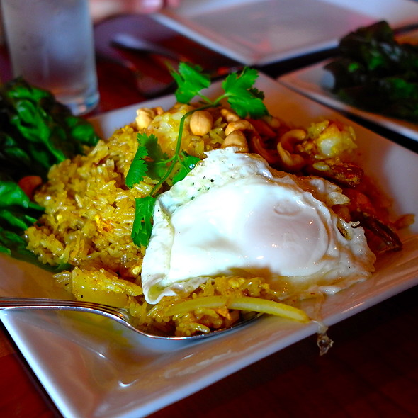 Pineapple Fried Rice - Soi4 Bangkok Eatery - Scottsdale, Scottsdale, AZ