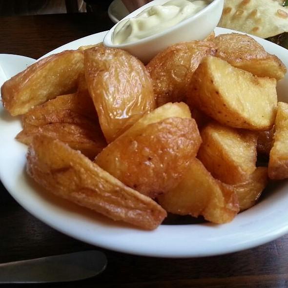 Handmade Potato Chips