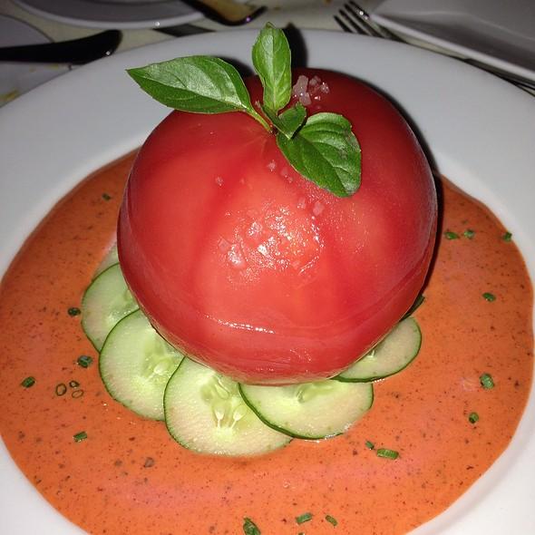 Whole Tomato Salad Li Hing Mui Ume Vinaigrette @ Alan Wong's Restaurant