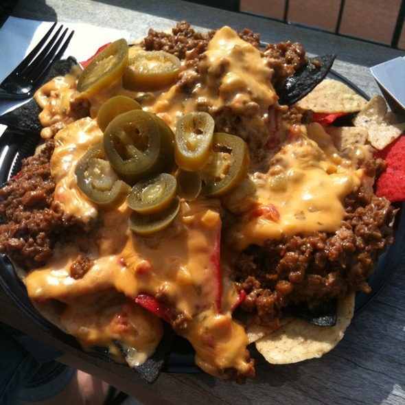 Nachos Grande @ Party Deck - Kauffman Stadium