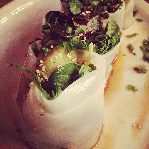 Tiger Salad. @ Mission Chinese Food