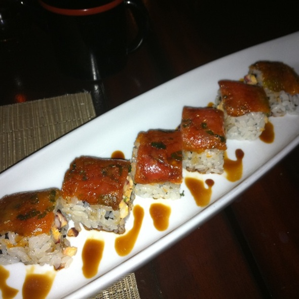 Sushi @ Japonais Restaurant