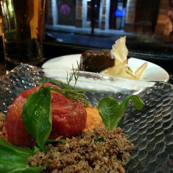 Deusto Tomato And Quinoa @ BITOQUE DE ALBIA