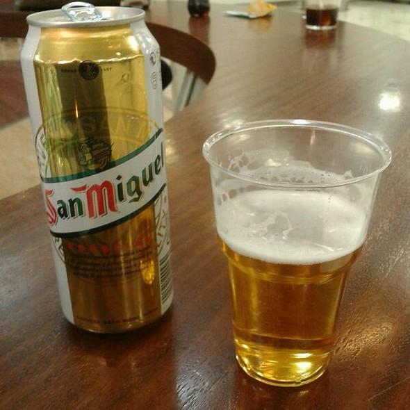Beer @ Aeropuerto Madrid-Barajas T4