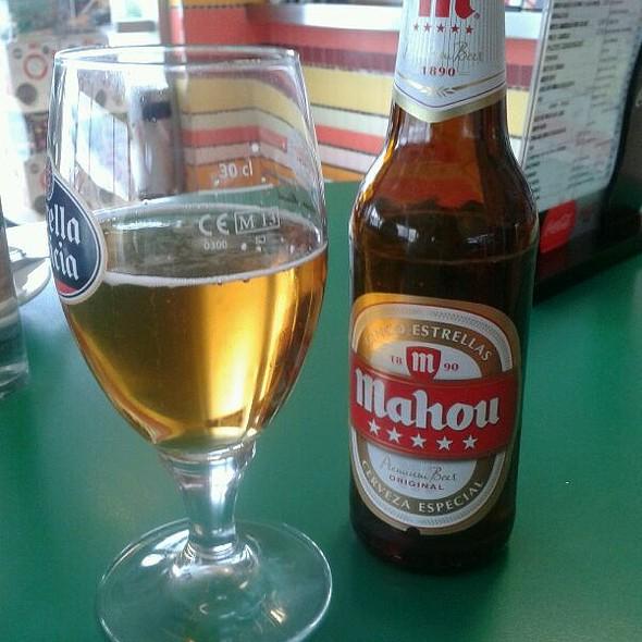 Beer @ Cafeteria Km 34