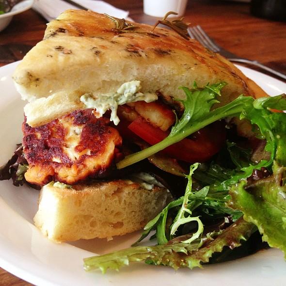 Halloumi Sandwich @ Newtown