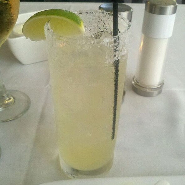 Ginger Margarita @ On the Square