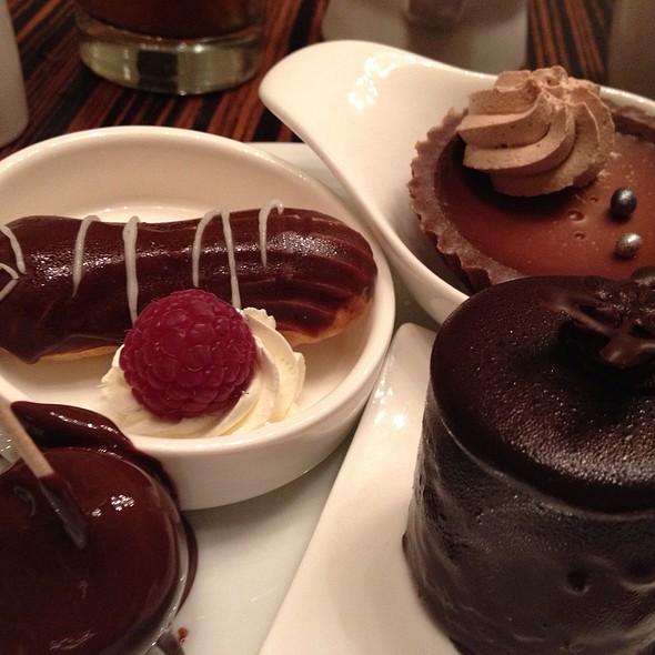 Assorted Desserts - MIX Restaurant & Lounge, Anaheim, CA