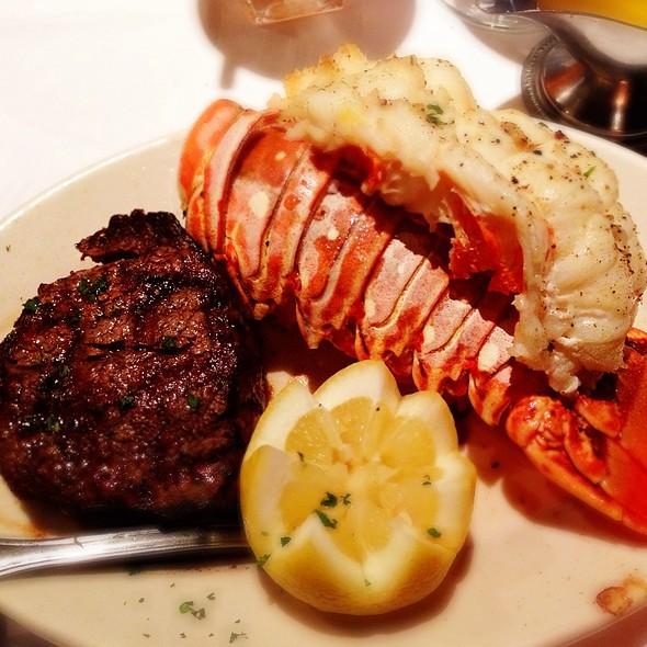 Steak and Lobster - The Bull Ring, Santa Fe, NM
