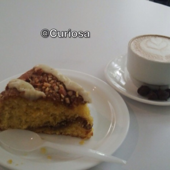 Coffee Cake De Auyama @ Franca Coffeecakes