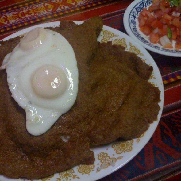 Sillpancho @ Don Arturo Restaurante