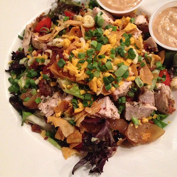 BBQ Chicken Salad @ Bad Brad's