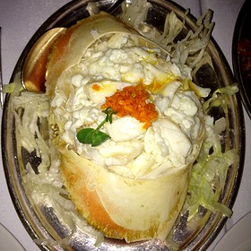 Dressed Dungeness Crab - Mr Chow - Beverly Hills, Beverly Hills, CA