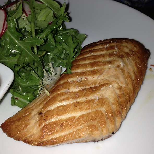 Salmon A La Plancha - Catch New York, New York, NY