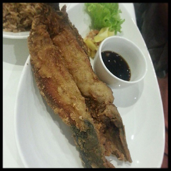 Fried Fish Fillet  @ Pino