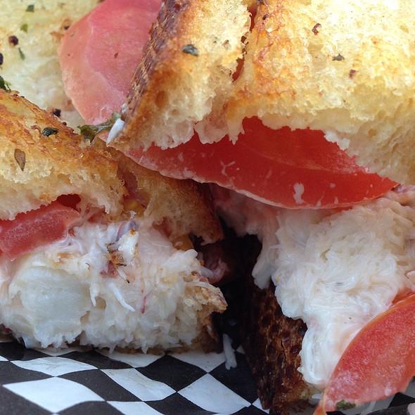 Crazy Crabz Sandwich