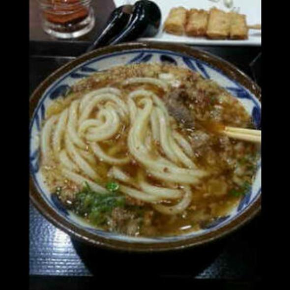 Niku Udon @ Marugame Udon