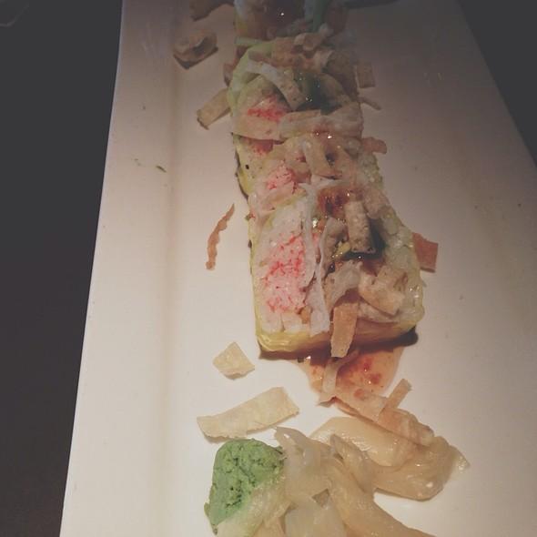 Yomada Roll @ Kona Grill