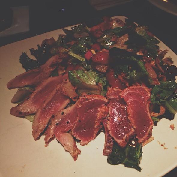 Ahi Tuna Salad @ Kona Grill
