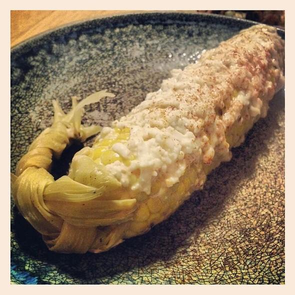 Grilled Corn On The Cob - El Vez, Philadelphia, PA