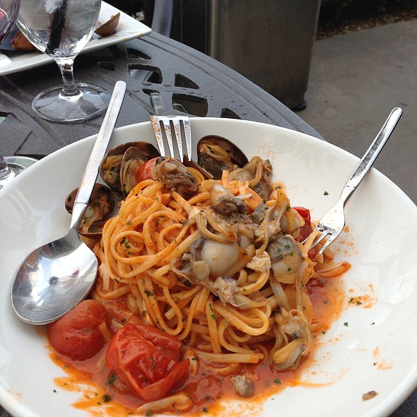 Linguini - Firefly at the Dana Mission Bay, San Diego, CA