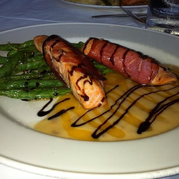 Salmon Special - Chart House Restaurant - Philadelphia, Philadelphia, PA