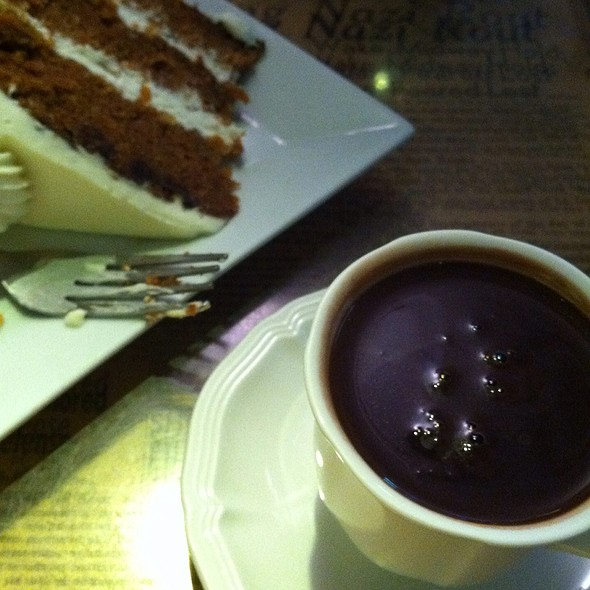 French Hot Chocolate @ Thinking Cup Coffee Bar
