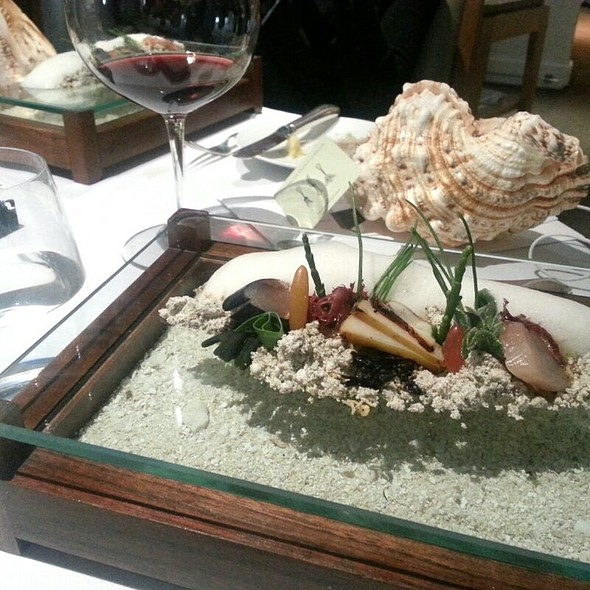 """Sound of the Sea"" @ The Fat Duck"