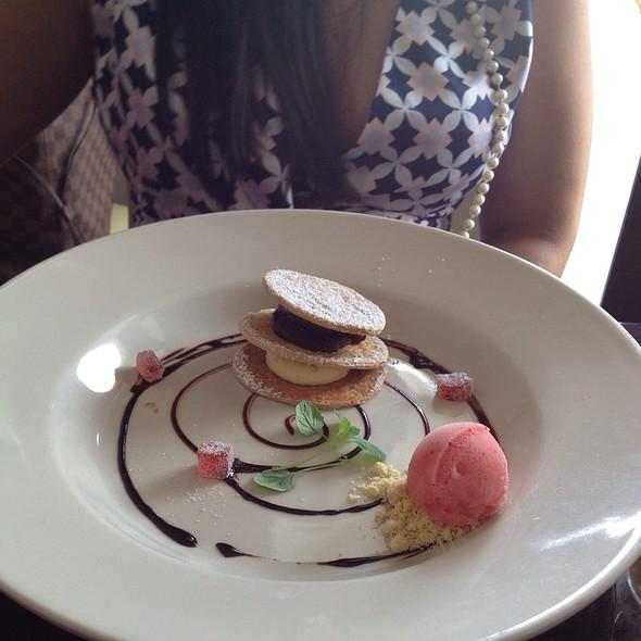 Various Brunch Desserts @ Latin Bites Cafe