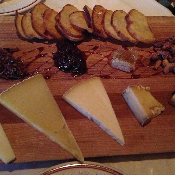 Cheese Board - Eastern Standard, Boston, MA