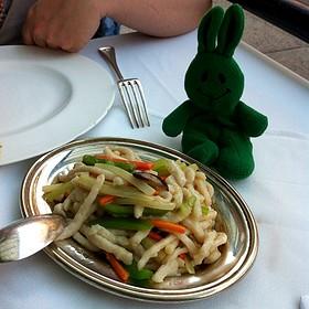 Velvet Chicken - MR CHOW - TriBeca, New York, NY