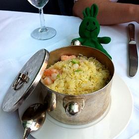 Fried Rice - MR CHOW - TriBeca, New York, NY